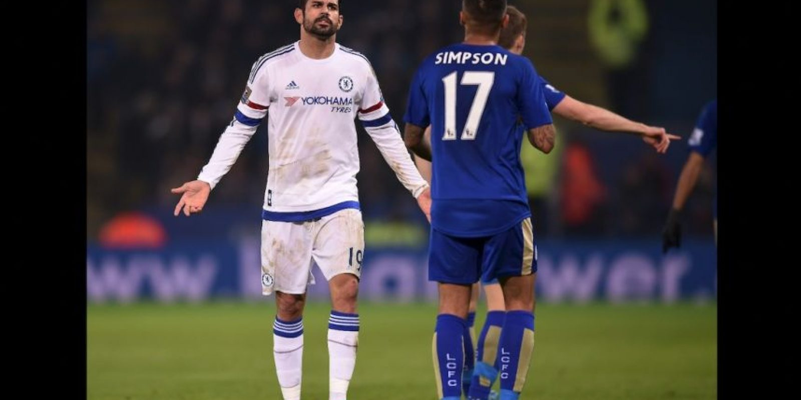 Diego Costa. Foto:Getty Images