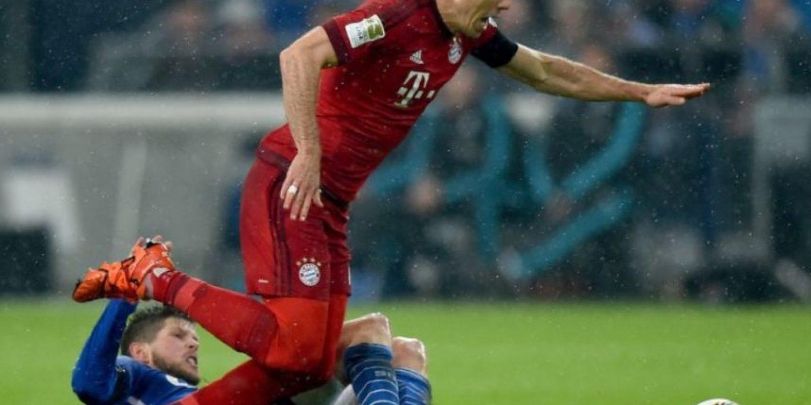 Arjen Robben. Foto:Getty Images