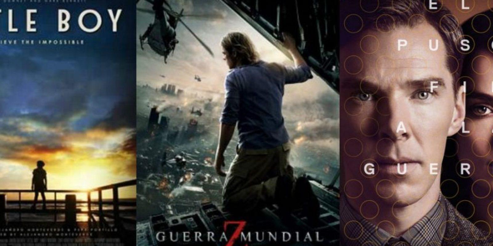 10 películas disponibles en Netflix que deben ver este mismo fin de semana. Foto:vía Netflix