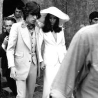 Él le fue infiel, por supuesto. Para 1980, estaban separados. Foto:vía Getty Images