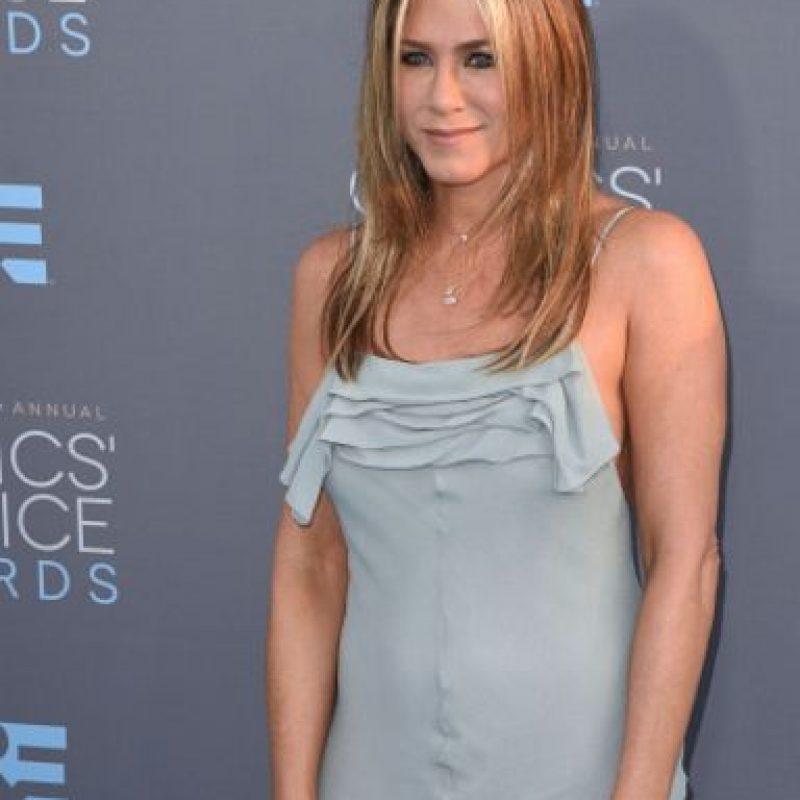 Pero Jennifer tuvo la revancha y siguió cultivando su belleza, su carrera y vida personal. Ahora está casada con Justin Theroux. Foto:vía Getty Images