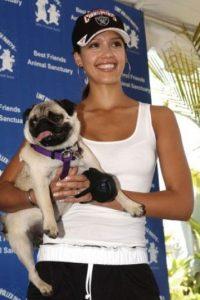 La actriz Jessica Alba Foto:Getty Images