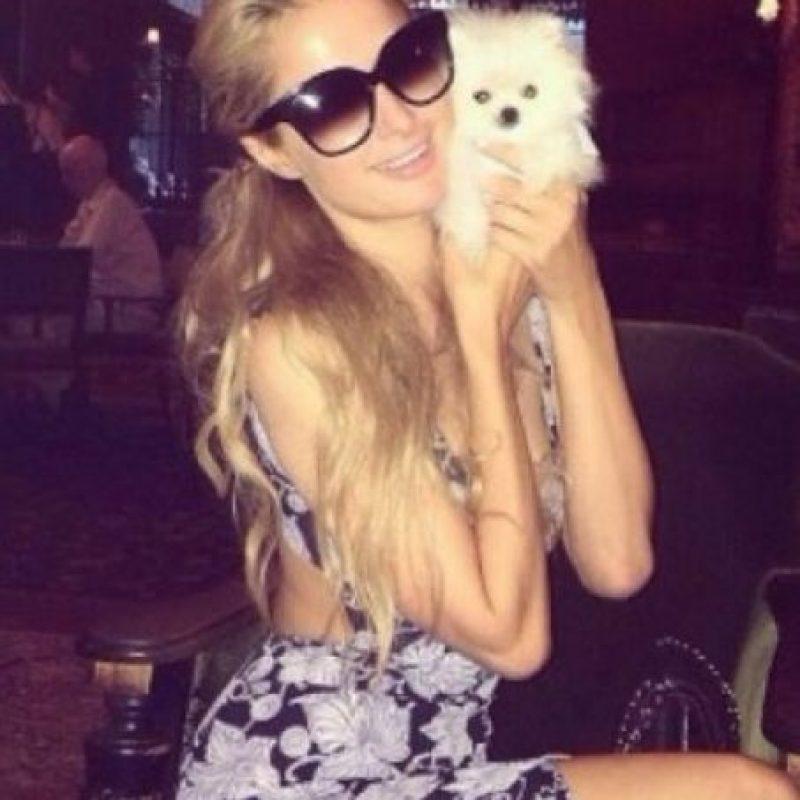 La socialité Paris Hilton Foto:Instagram