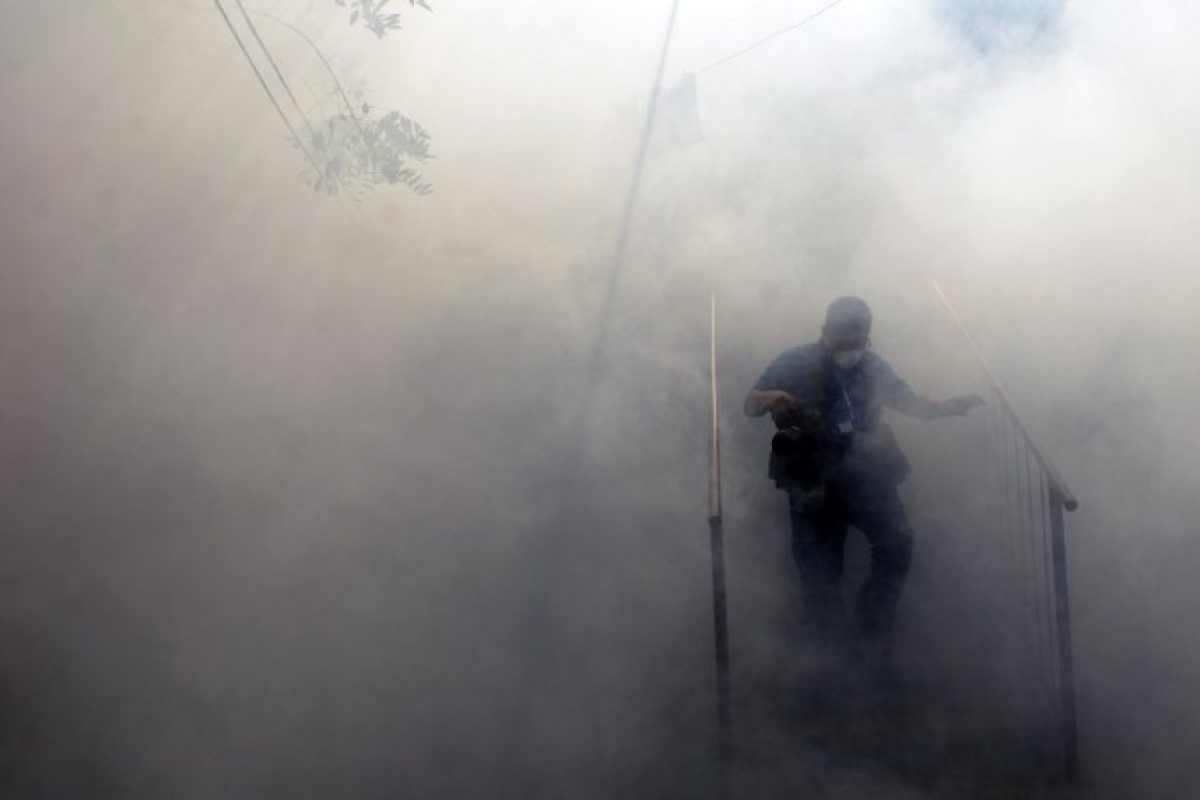 """Brasil acaba de anunciar que destinará fondos para la creación de una vacuna en """"tiempo récord"""", dijo el ministro de Salud de ese país, Marcelo Castro. Foto:AFP"""