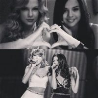 """Nos muestra sus momentos con Taylor Swift, a quien le escribió: """"No puedo entender mi vida sin ti"""" Foto:Instagram.com/SelenaGomez"""