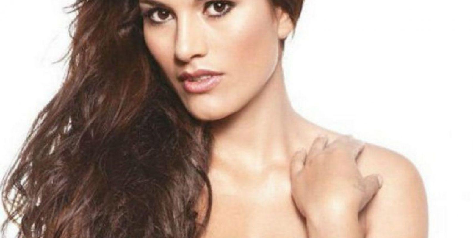Ana Pacheco pasó de guerrillera a modelo y bailarina. Foto:Vía soho.com.co