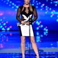 Ronda seduce a sus admiradores en las premiaciones y alfombras rojas. Foto:Getty Images