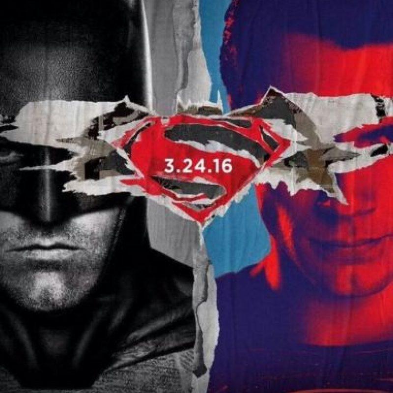 Batman V Superman. Foto:Vía twitter.com/BatmanvSuperman