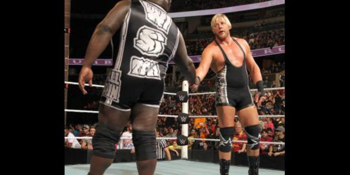 Triple H y los grandes ganadores del Royal Rumble 2016