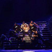 """Así lució JLO en la inauguración de su espectáculo """"All I Have"""" Foto:Instagram.com/JLo"""