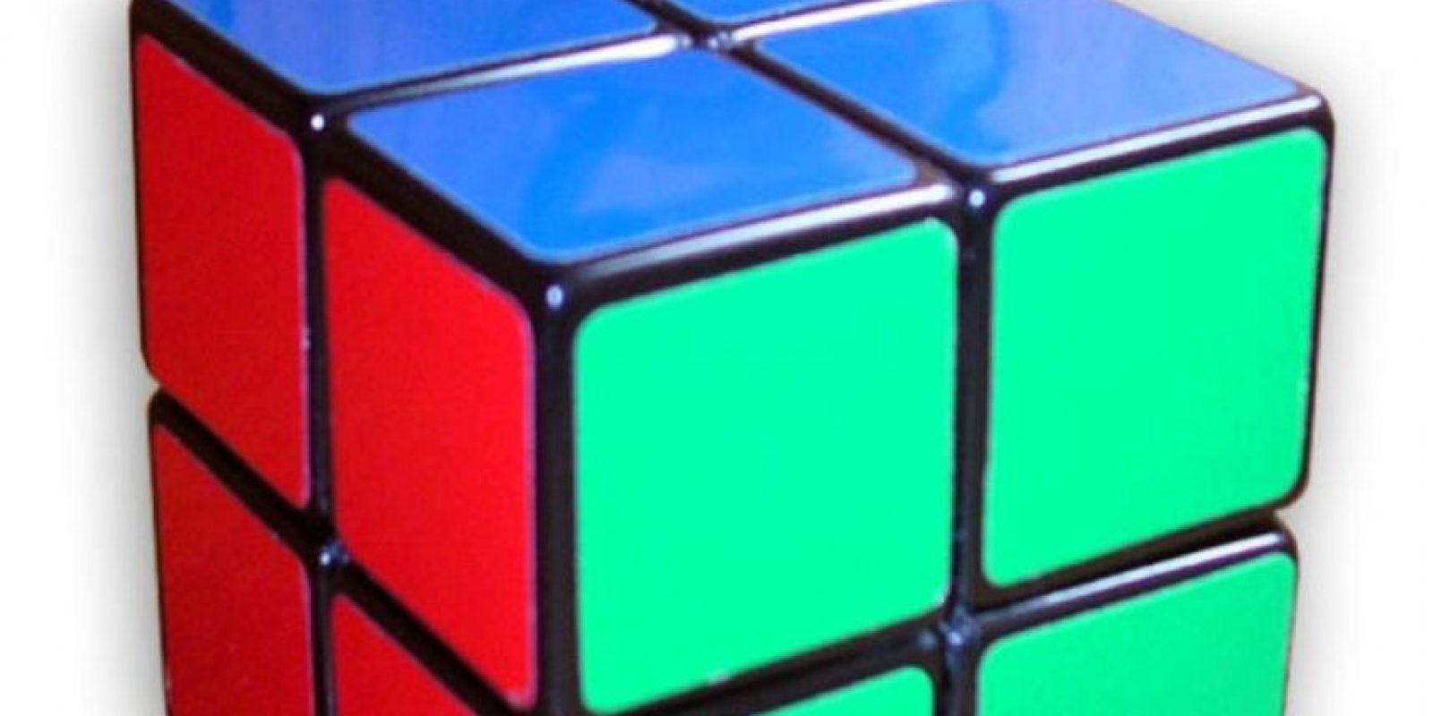 Le sigue el cubo sencillo de 2x2x2. Foto:Wikicommons