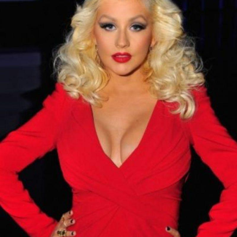 Christina Aguilera – Cantante estadounidense. Foto:Getty Images