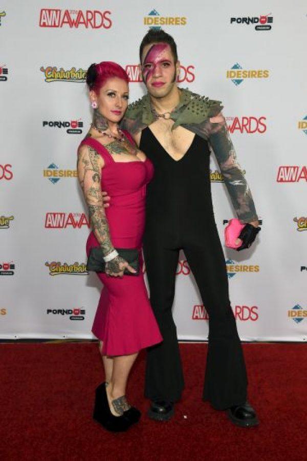 Jessie Lee y Wolf Hudson Foto:Getty Images
