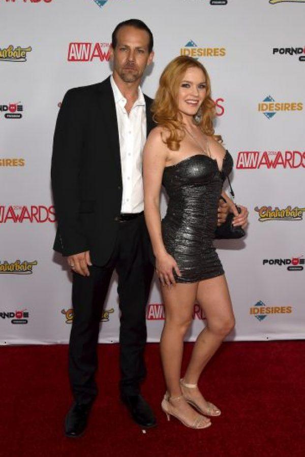 Filthy Rich y Krissy Lynn Foto:Getty Images