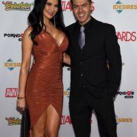 Jasmine Jaye y Ryan Ryder Foto:Getty Images