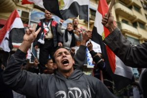 """""""La comunidad internacional no ha ejercido presión para apoyar cambios reales"""". Foto:AFP"""