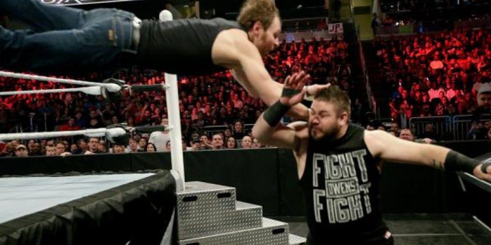 """El """"Lúnático"""" es el Campeón Intercontinental Foto:WWE"""
