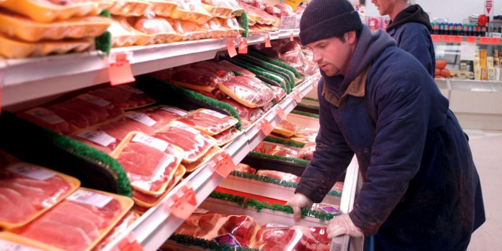 Los vegetarianos se sienten menos sanos que las personas que incluyen la carne en su dieta, afirma un estudio de la Universidad de Medicina de Graz, en Austria. Foto:Getty Images