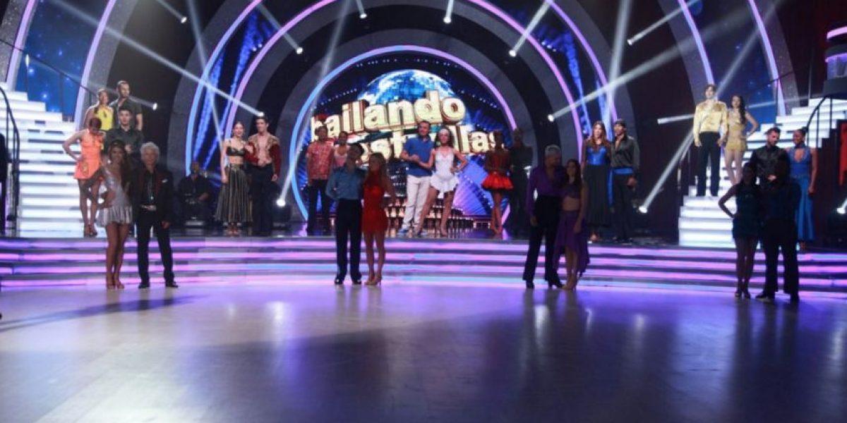 Galy Galiano y Paula, la segunda pareja eliminada de 'Bailando con las estrellas'