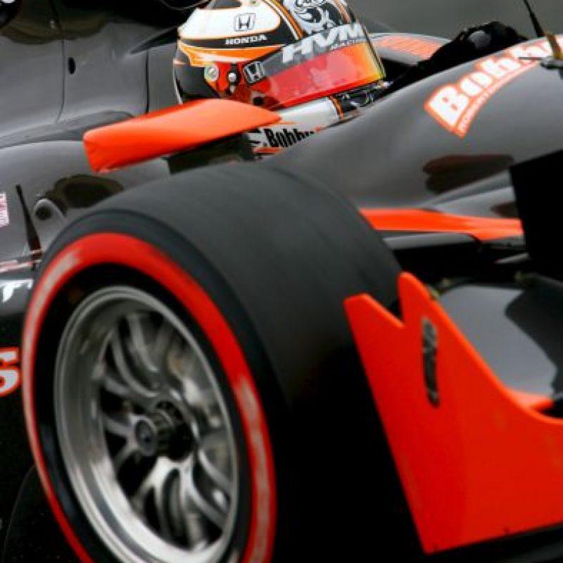 Corrió en la F1 de 2004 a 2006 Foto:Getty Images