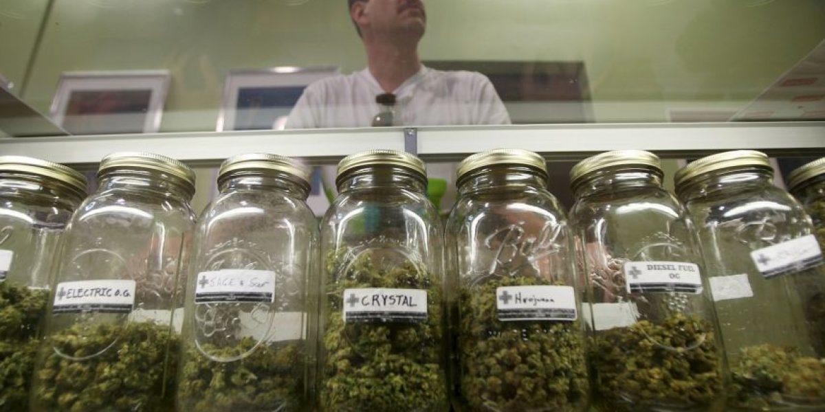 Así la legalización de marihuana