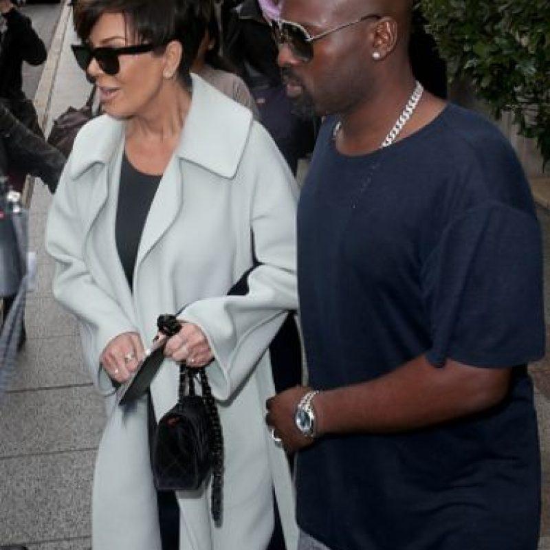Ahora sale con el mánager de tour de Justin Bieber, Corey Gamble. Foto:vía Getty Images
