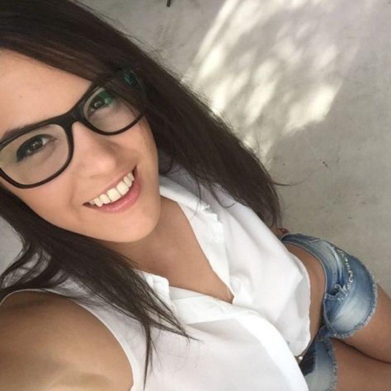 Tiene 23 años Foto:Vía instagram.com/abril_carolina_