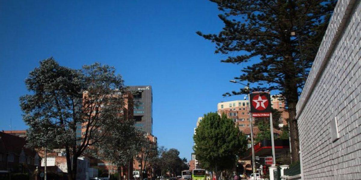 Bogotá alcanzó temperatura récord este miércoles
