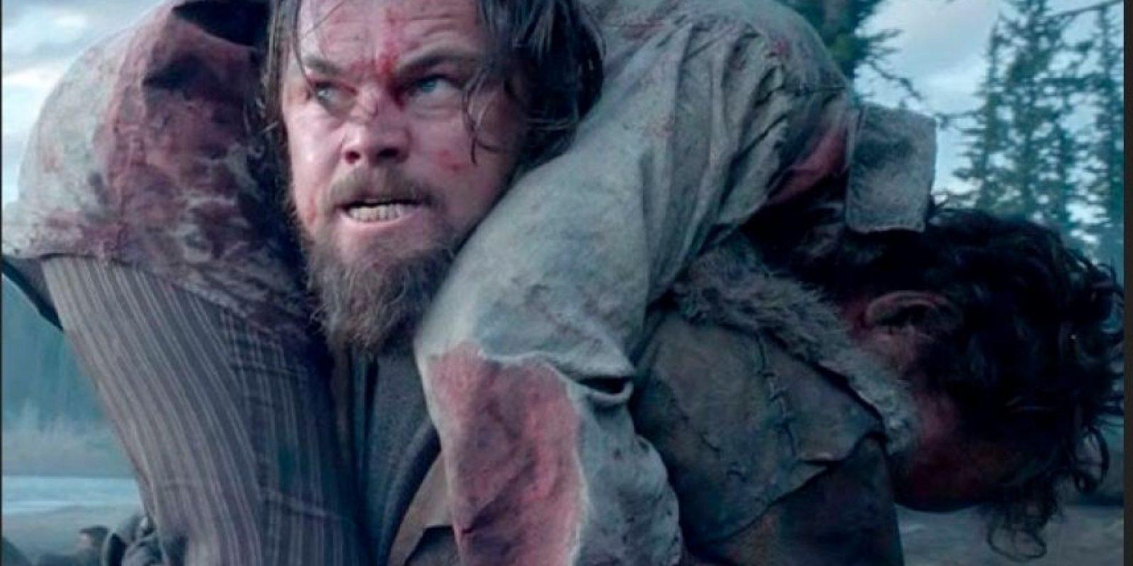 Leonardo Wilhelm DiCaprio (Los Ángeles, California; 11 de noviembre de 1974) es un actor y productor de cine estadounidense. Foto:Internet