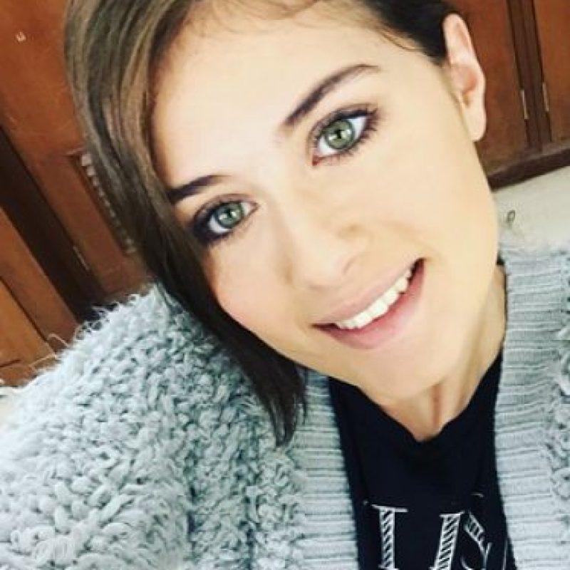 Nerea Camacho le da vida a Victoria, la protagonista de 'La Esclava Blanca' Foto:https://www.instagram.com/nerea_camachoo/