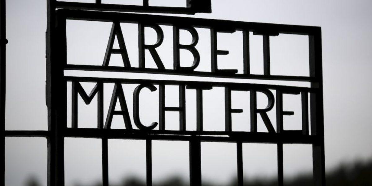 Así se recuerda el Día Internacional del Holocausto