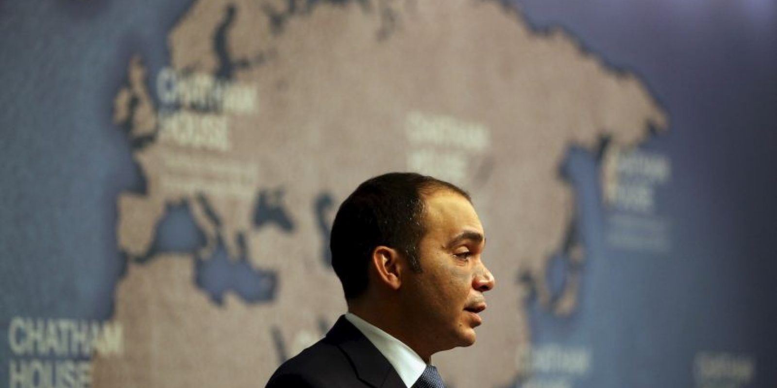 El príncipe Ali Bin Al Hussein de Jordania Foto:Getty Images