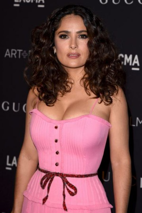 Salma Hayek Foto: Getty Images