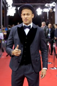 """Ney"" acostumbra a cambiar de looks constantemente Foto: Getty Images"
