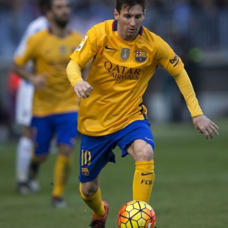 Lionel Messi (Argentina, Barcelona) Foto: Getty Images