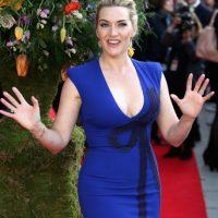 Kate Winslet ha peleado con las publicaciones que le han hecho Photoshop. Foto:vía Getty Images