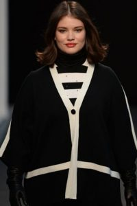 Tara Lynn es una de las modelos plus size más famosas de la actualidad. Foto:vía Getty Images