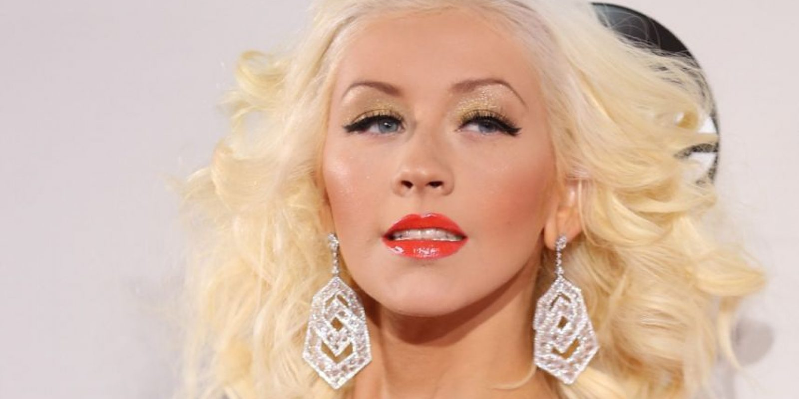 """""""¿Y dónde es que se va a celebrar el Festival de Cannes?"""" Christina Aguilera. Foto:vía Getty Images"""