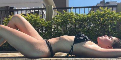 Ella es Bárbara Evans Foto:Vía instagram.com/barbaraevans22