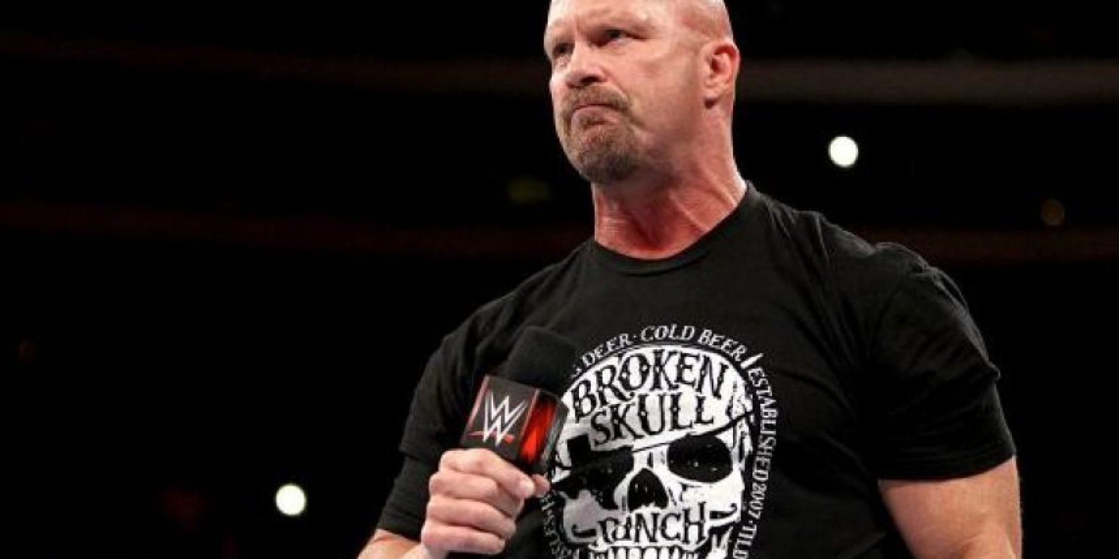 Stone Cold Steve Austin Foto:WWE