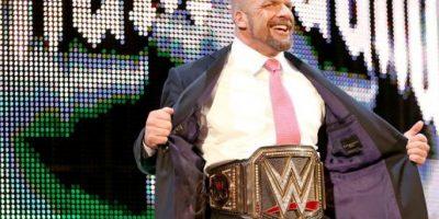 Es casi un hecho que el actual Campeón Mundial de Peso Pesado defienda su título en Wrestlemania 32 Foto:WWE