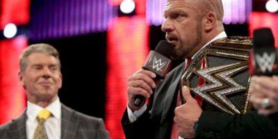 Triple H Foto:WWE