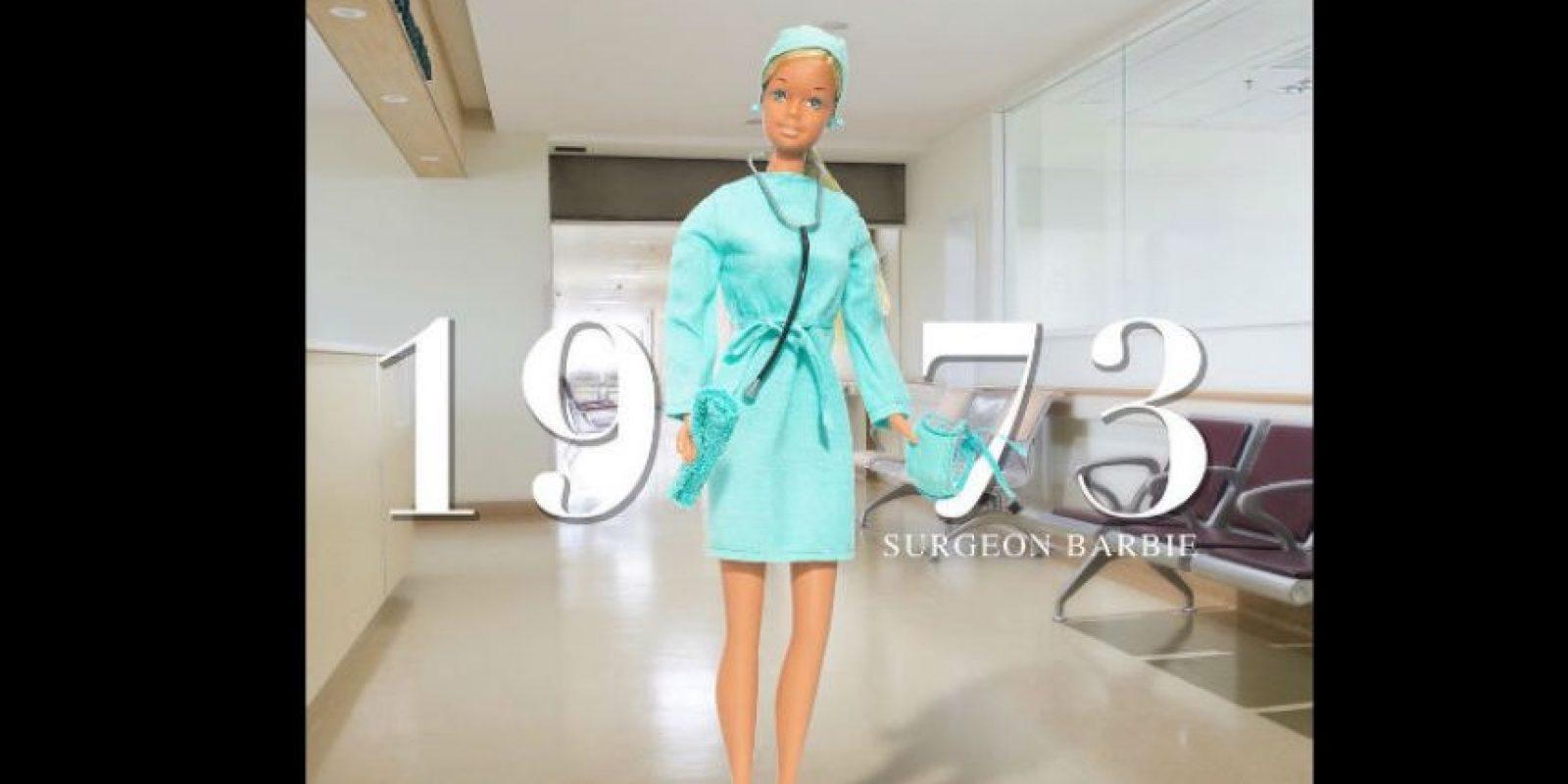 Durante años, Barbie ha encontrado distintas formas para renovarse. Foto:Vía Instagram