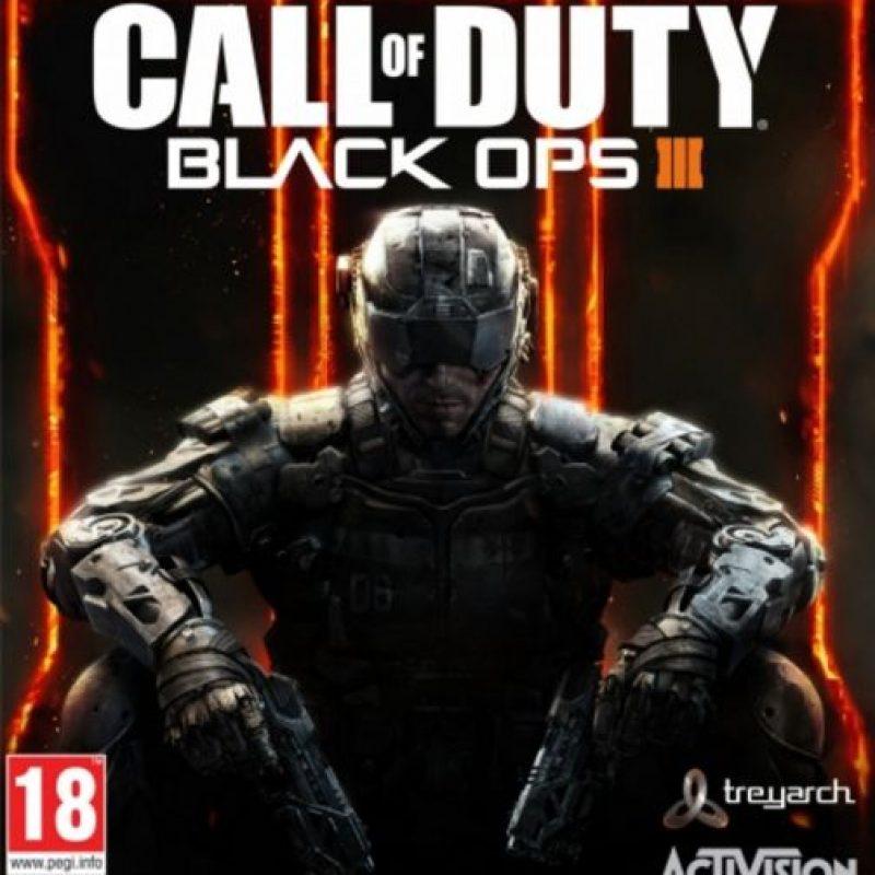 """5- """"Call of Duty: Black Ops III"""". 224 millones de dólares. Foto:Activision"""