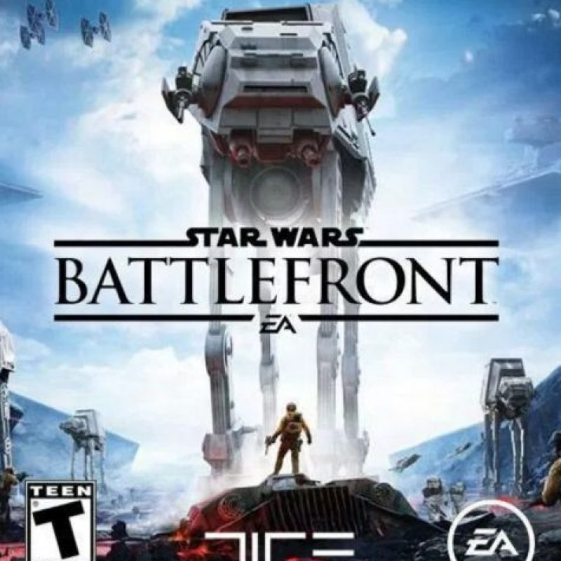 "8- ""Star Wars Battlefront"". 106 millones de dólares. Foto:Electronic Arts"