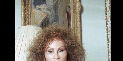 En París le presentaron a quien sería su marido, Alec Wildenstein Foto:Getty Images