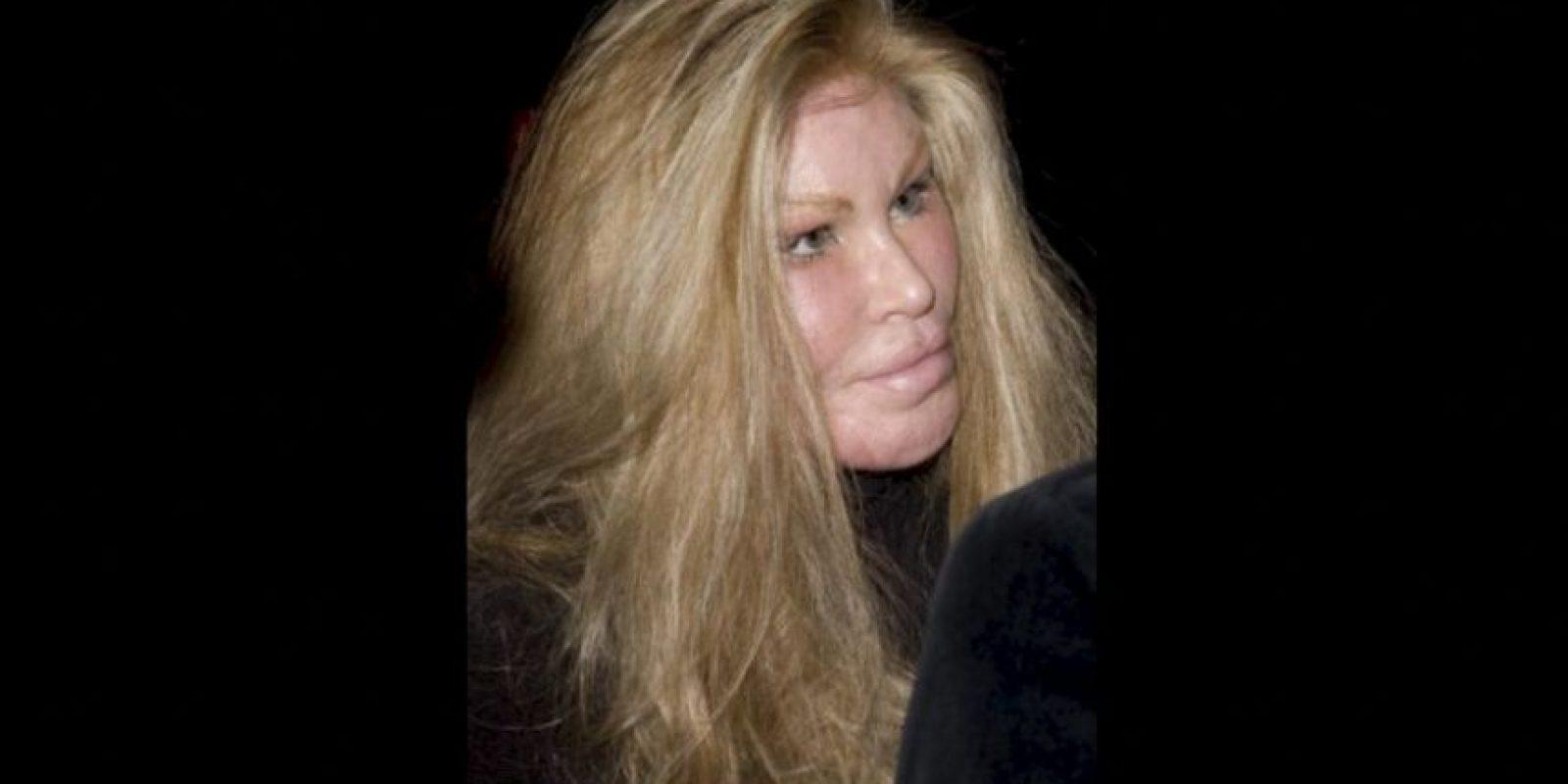 """Así ha cambiado Jocelyn Wildenstein, """"La Mujer Gato"""", a sus 75 años Así ha cambiado Jocelyn Wildenstein, """"La Mujer Gato"""", a sus 75 años Foto:Getty Images"""