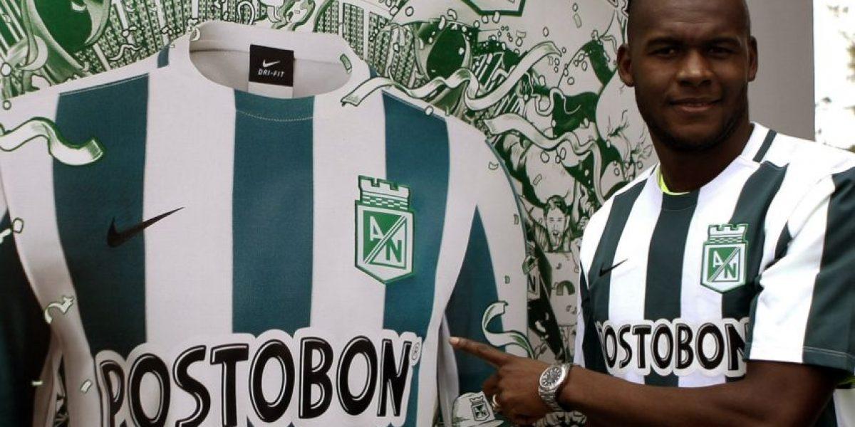 Se filtra la camiseta de Atlético Nacional para 2016