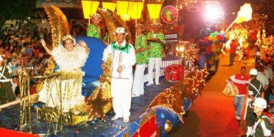 La Novia de Barranquilla en la Guacherna 2006. Foto:Carnaval S.A.