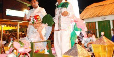 Esthercita en la Guacherna 2007. Foto:Carnaval S.A.